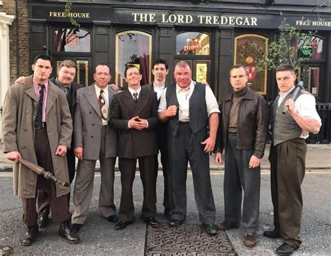 film gangster londra once upon a time in london iniziate le riprese del film
