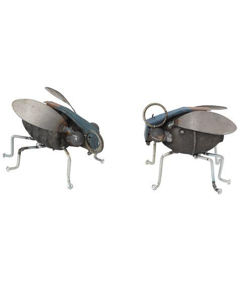 bombs for bed bugs bug bomb bugs reclaimed grenade bombs fred conlon flies fly garden decor