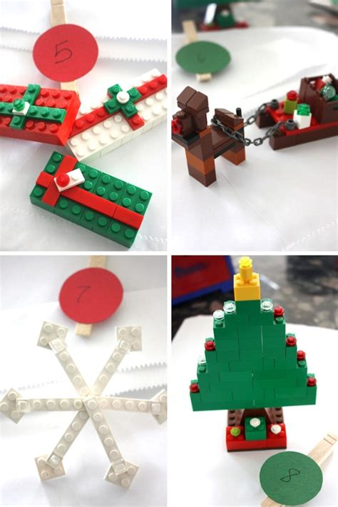 lego ornament lego ornaments makes crafts