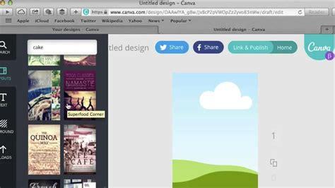 canva tutorial canva tutorial youtube