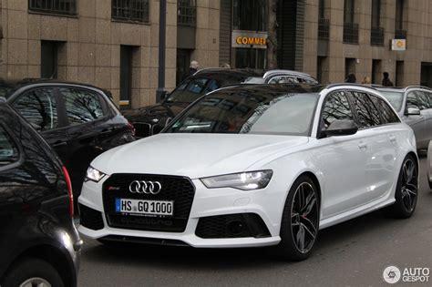 Audi Rs6 Avant Wei by Audi Rs6 Avant C7 2015 18 February 2016 Autogespot