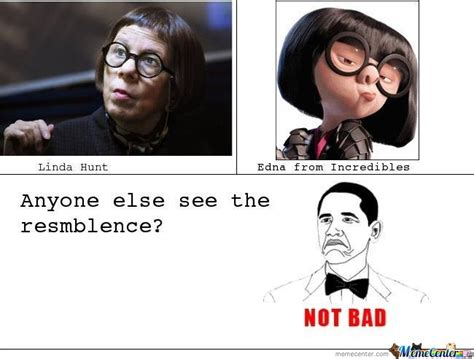 Edna Meme - linda hunt edna from incredibles by serkan meme center