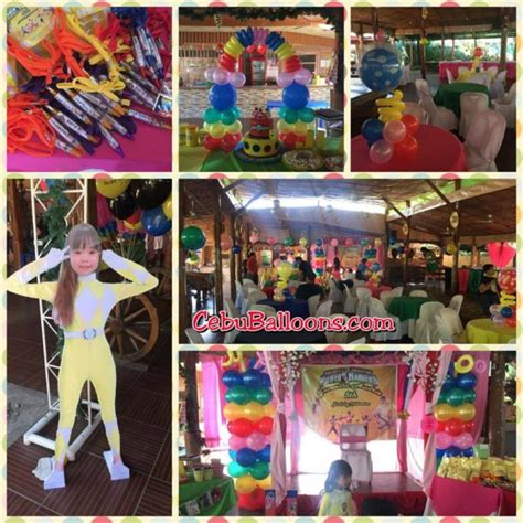 Rangers Giveaways - family farm kilo kilo grill house cebu balloons and party supplies