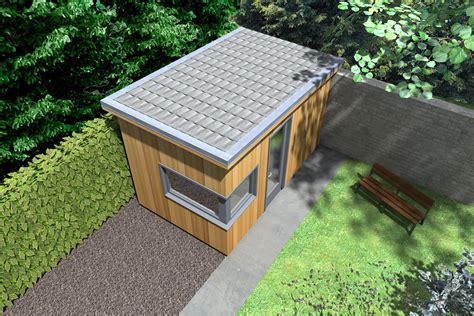 Home Plans With Guest House Garden Room Design Idea Moderno 20120526bmcd Ecos