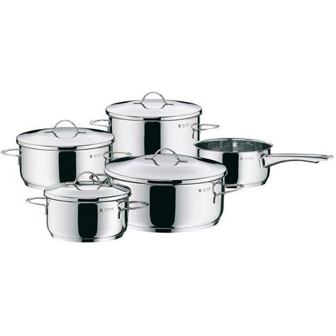 casa royale cookware wmf casa cookware set cromargan 174 18 10 stainless steel