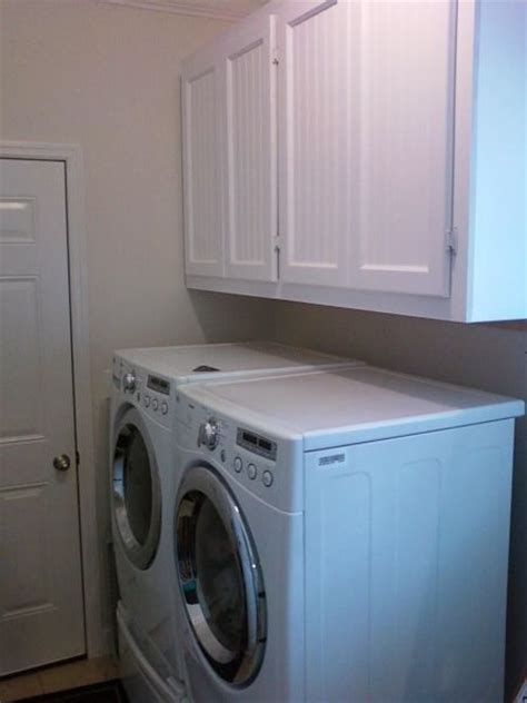 laundry room wall cabinets laundry room wall cabinet kreg jig