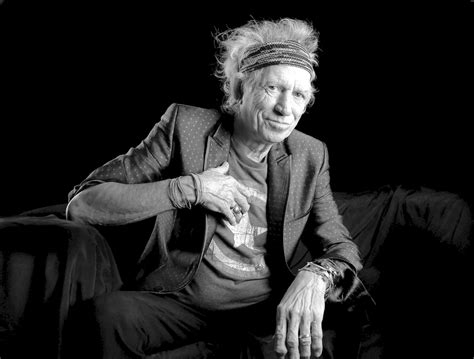 richard keith keith richards on his own again with new solo album