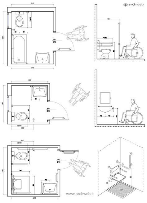 progetto bagno disabili bagni diversamente abili supporti sicurezza bagni