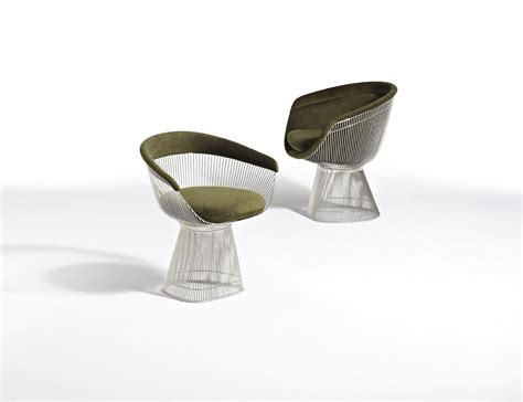 Platner Armchair by Platner Arm Chair Knoll