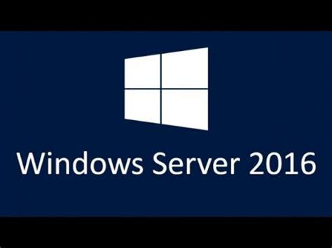 windows server  desktop experience installation