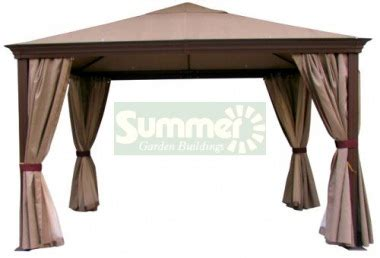 metal gazebo with curtains metal gazebo 130 hipped roof aluminium frame curtains