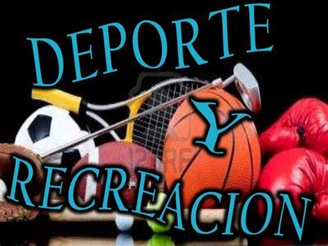 Deportes Y Am by Deporte Y Recreacion