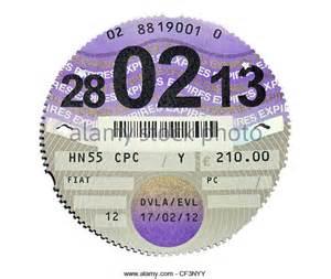 new car tax disc uk road tax disc stock photos uk road tax disc stock