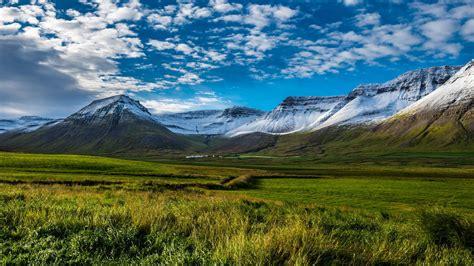 iceland spaces    nature landscape