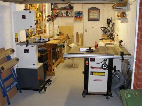Home Workshop Plans one car garage workshop layout by papafran lumberjocks