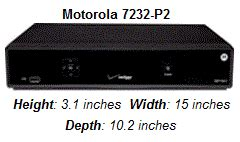 reset verizon fios tv remote motorola 7232 p2 fios tv residential support verizon