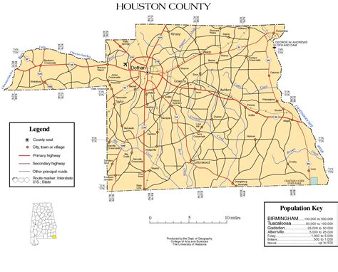 map of houston county texas houston county map my