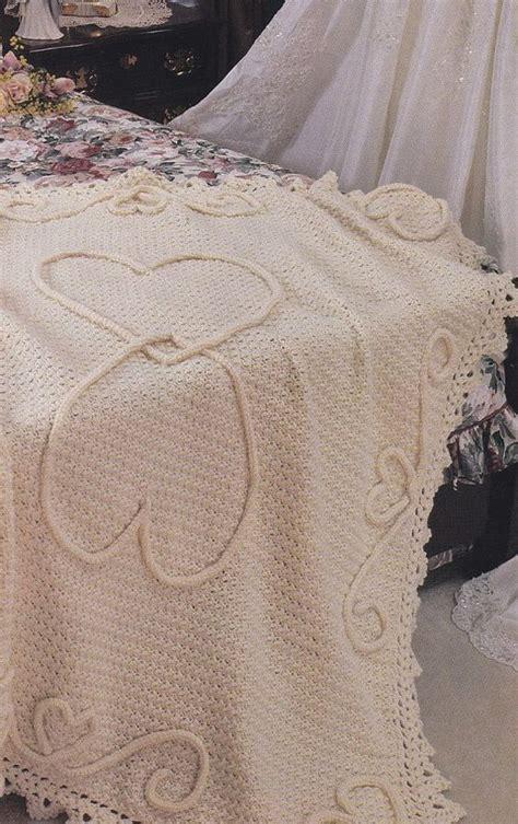 pattern wedding pinterest wedding crochet patterns keepsakes afghan crochet