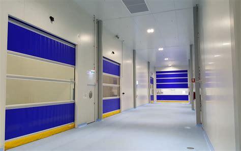 high speed pvc roll  doors kits master