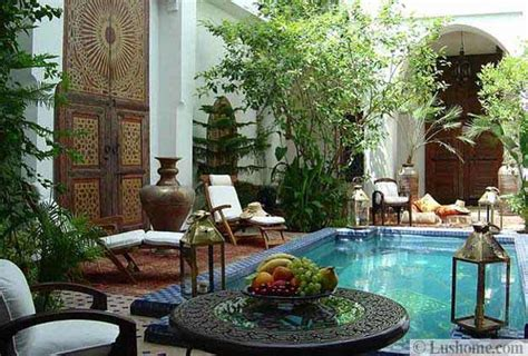 Moroccan Patio Ideas by 20 Moroccan Decor Ideas For And Glamorous Outdoor Rooms