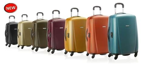 luggage superstore brings the samsonite bright lite