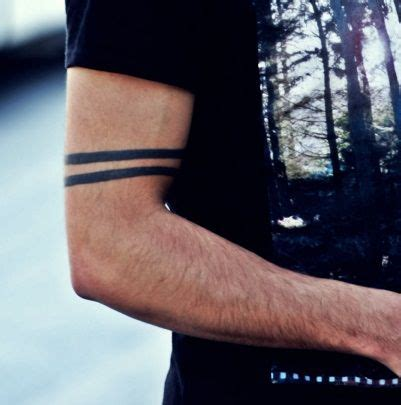 simple tattoo band this is the simple tattoo i imagine on rylan s arm it all