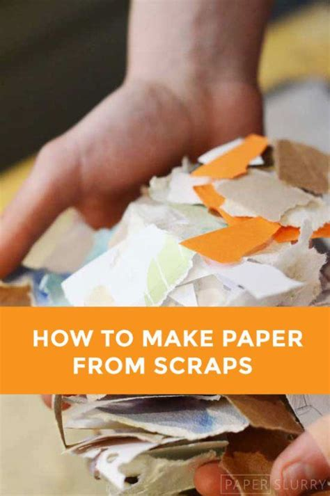 How To Make Recycled Paper Without A Screen - 10 best images about make stuff on retirement