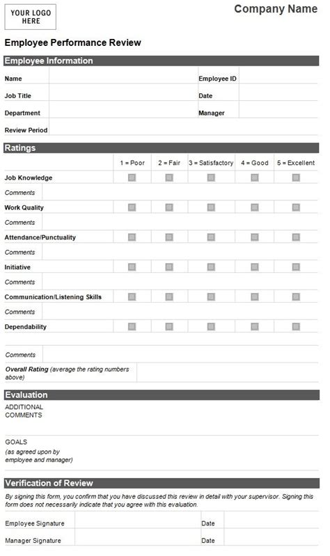 91 Best Recruiter Forms Images On Pinterest Role Models Template And Templates Recruiter Performance Review Template