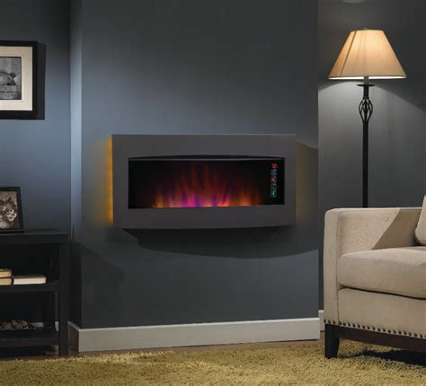 matte black walls twinstar electric fireplacesportablefireplace com
