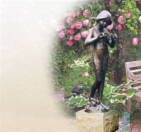 Garten Bestellen by Skulptur Aus Bronze Garten Kaufen Bestellen Shop