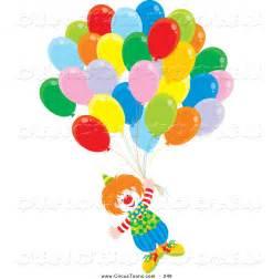clown balloon clip clown with balloons cfxq