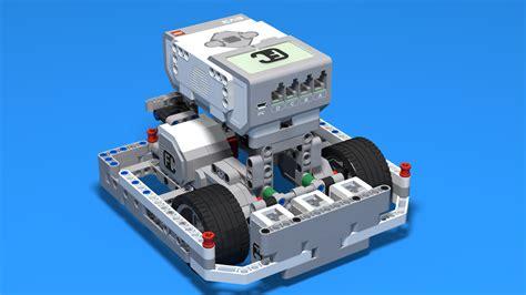 ev3 color sensor fllcasts ev3 competition robot with 3 color sensors