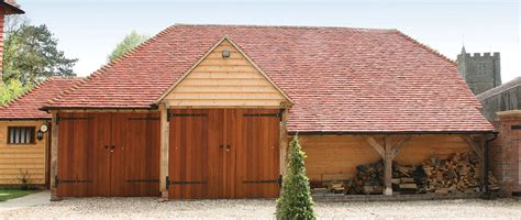 oak framed garage specialists oak designs co