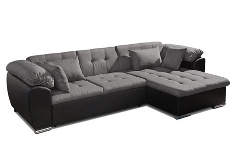 new luxury leather corner sofa avellino storage sofa bed