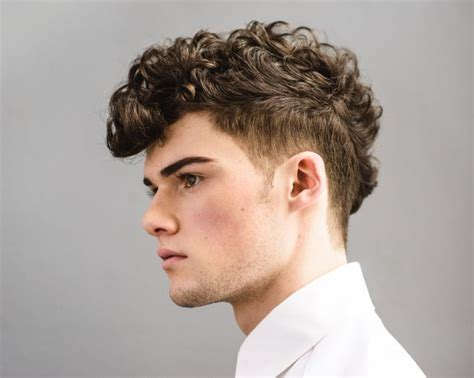 hairstyles curly dry hair 1000 images about curly haircuts for men on pinterest