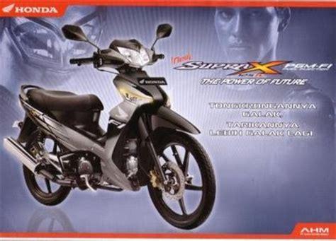 Knalpot Creie Honda Blade Revo Supra 125 Knalpot 4t Oval modifikasi motor honda supra x 125 pgm fi injeksi top non