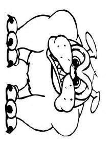 coloring pages cartoons kids coloring