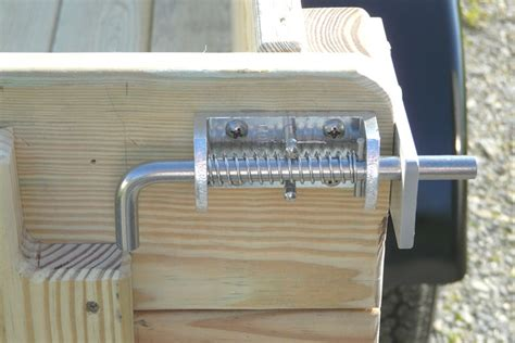 are aluminum boat trailers better than steel compare bolt on stainless vs bolt on zinc spring