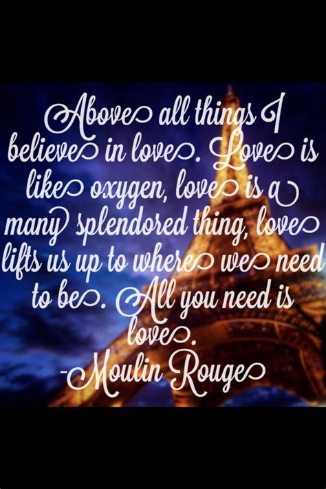 movie quotes moulin rouge love moulin rouge quotes quotesgram