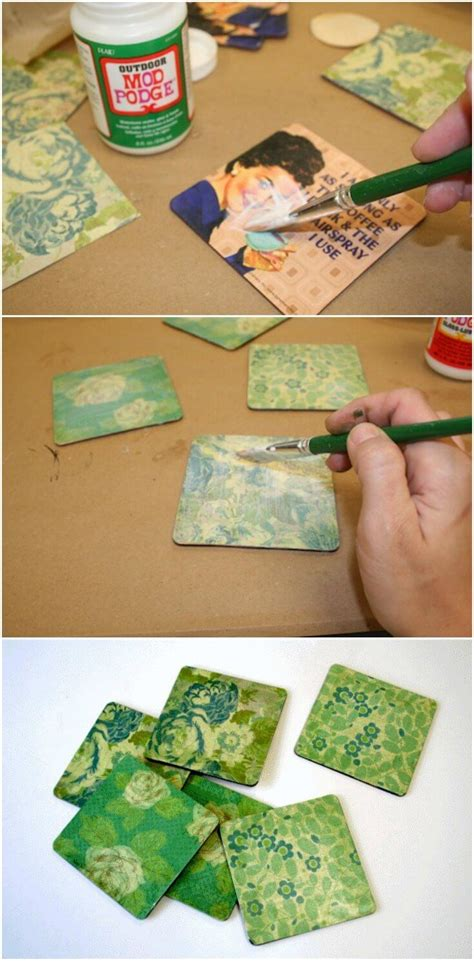 tile craft projects 1000 ideas about coaster crafts on make photo