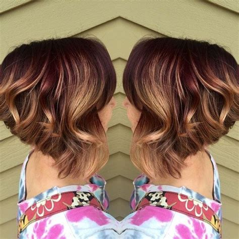 20 amazing short balayage hair styles stylish hair color