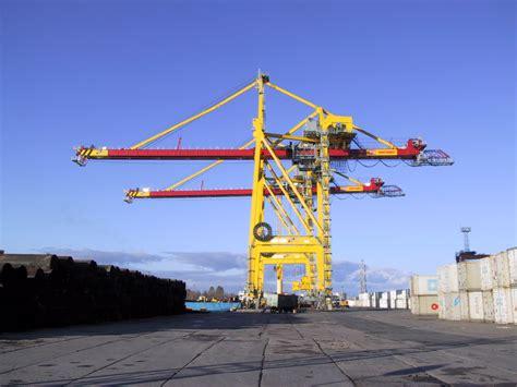 rubber sts malta konecranes supplies rtg cranes to brazil and spain
