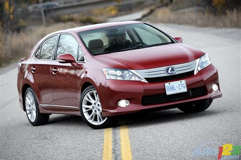 2010 lexus hs 250h review auto123 new cars used cars auto shows car reviews