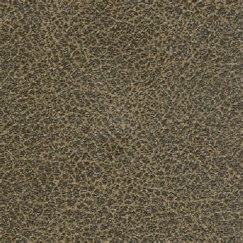 Faux Leather Upholstery Fabric By The Yard by Symphony Baron Driftwood Faux Leather Upholstery Fabric