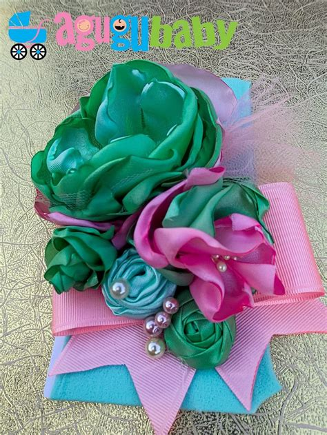 Headband Baby Handmade 17 17 Best Images About Baby Headbands On Mint
