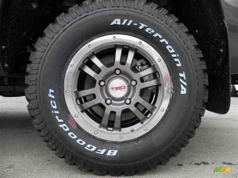 Toyota Tundra Trd Wheels 2012 Toyota Tundra Trd Rock Warrior Crewmax 4x4 Wheel