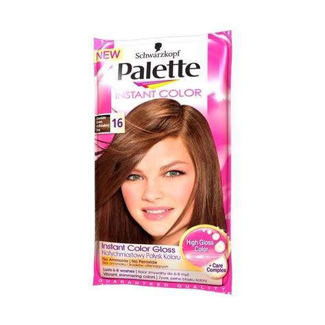 palette instant color palette instant color shoo coloring chocolate brown 16