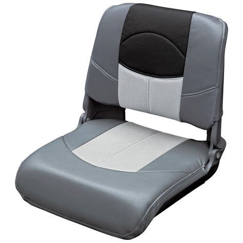 folding boat seats clearance wise 174 blast off series pro style folding boat seat