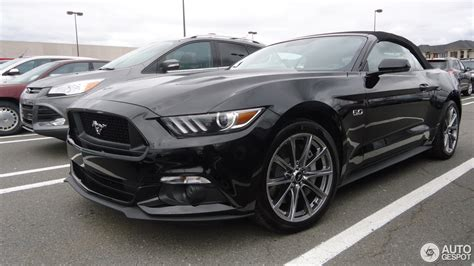 2015 Ford Mustang Gt Convertible by Ford Mustang Gt Convertible 2015 26 April 2015 Autogespot