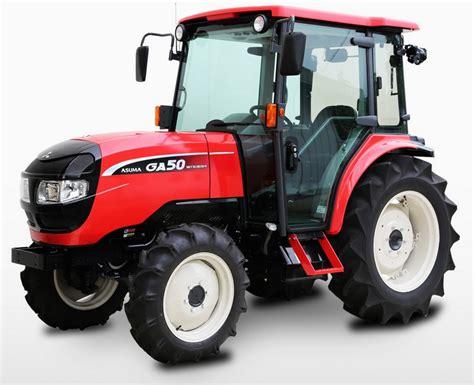 mitsubishi ga50 asuma tractor construction plant wiki